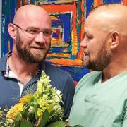 Gratulation für Patient Nr. 45.000 Artikelbild
