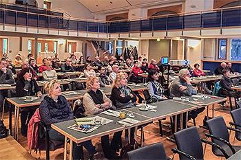 Weiterbildung am 01.03.2017 im Volkshaus Sömmerda