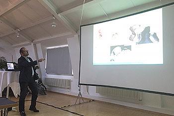 Weiterbildung am 09.03.2016 im Volkshaus Sömmerda